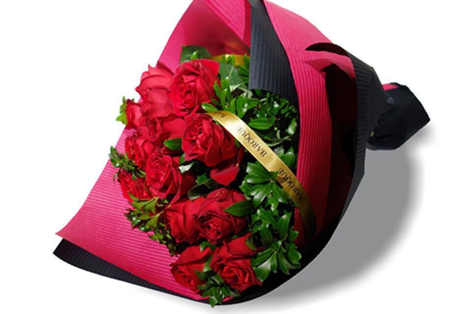 人気のバラの花束 | 18本 ¥10,800