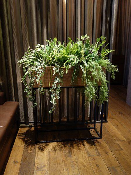 福岡市の人工樹木・観葉植物