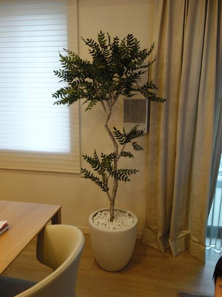 福岡の人工樹木