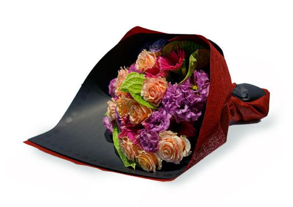 花屋バロックの花束 誕生日プレゼント・お花のギフト