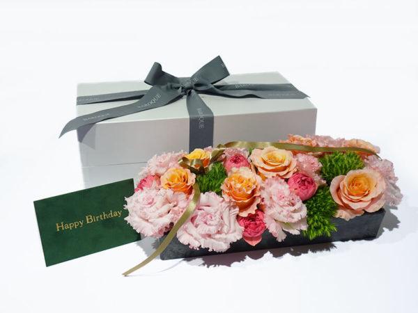 誕生日用の高級なお花プレゼント