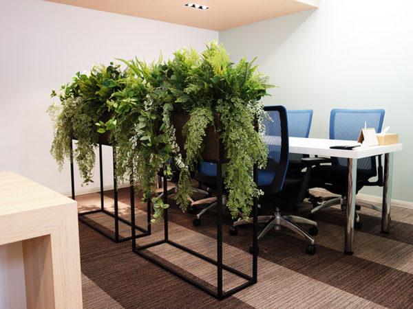 オフィス・店舗の人工植物フェイク