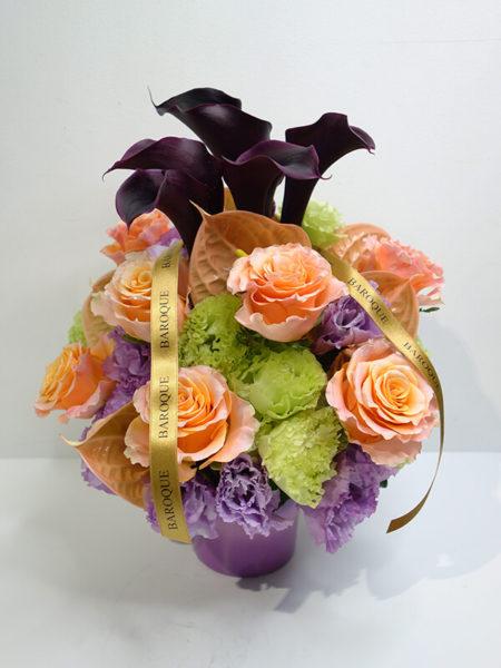 誕生日プレゼントの高級花フラワーギフト