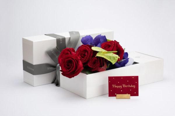 BOX入り花束