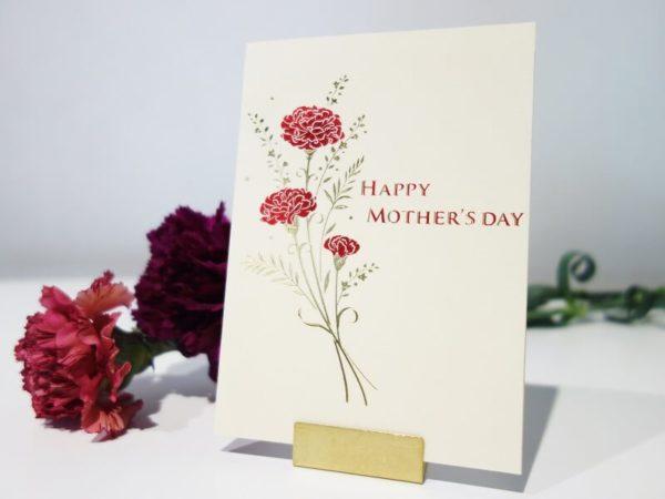 母の日のお花プレゼント